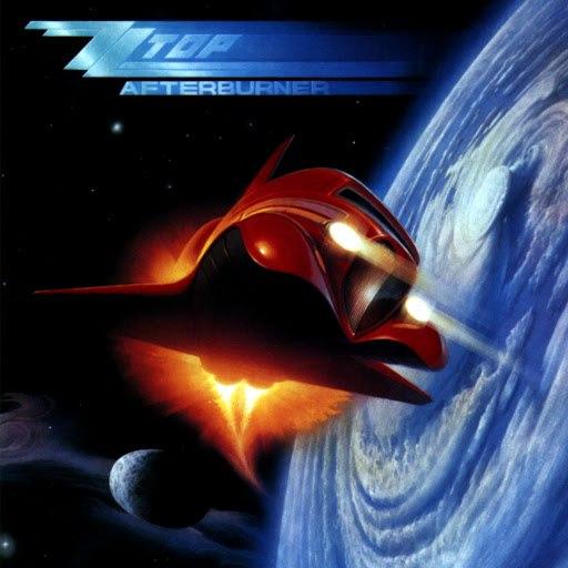 ZZ Top альбом Afterburner