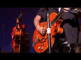 The Brian Setzer Orchestra vs Sophia Loren - Americano 1
