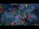 Sumiya vs 2 PRO PLAYERS Invoker God Solo Ranked Epic Game Crazy Combo WTF Dota 2