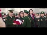 Присяга рот ЦСКА в Олимпийском парке. 11.11.17