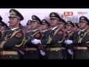 中国人民解放军2018年元旦升旗仪式180101