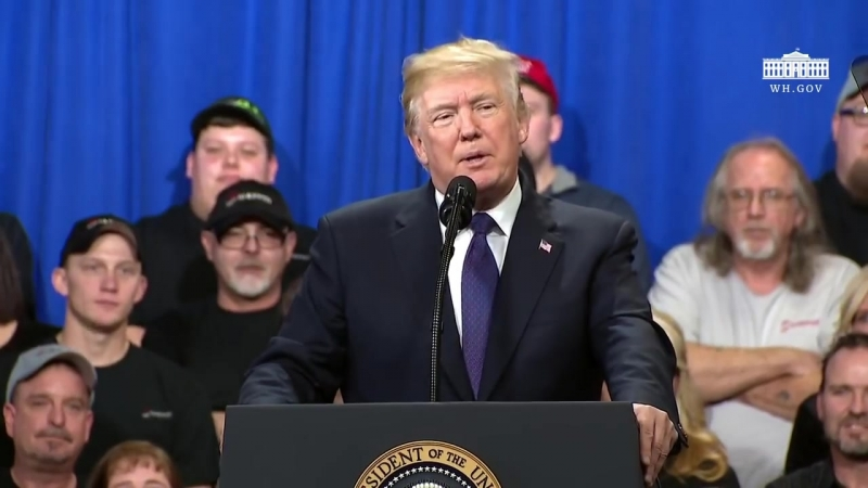 President Trump Delivers Remarks on Tax Reform