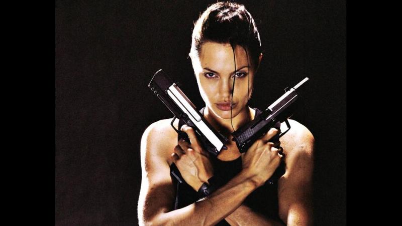 Tomb Raider- Crafting Lara Croft (Angelina Jolie)
