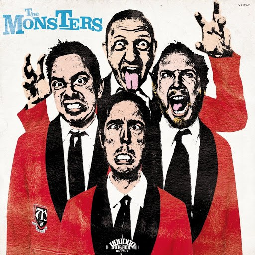 The Monsters альбом Pop up Yours