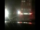 28.01.18 пятая часть пробки,  по направлению с Краснодара в Новороссийск.