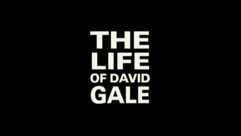 Жизнь Дэвида Гейла - трейлер на русском языке