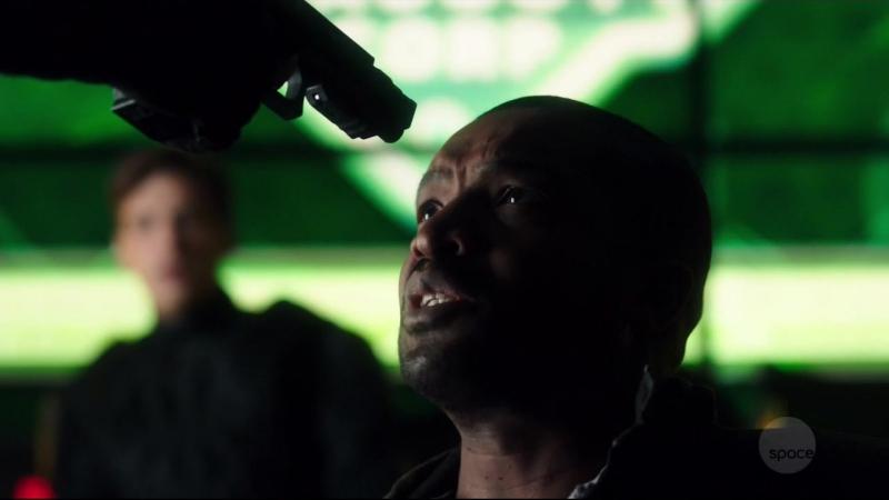 Темная материя 3 сезон 3 серия Добро пожаловать в революцию (Up)