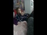 морж умирает или смех Кристины