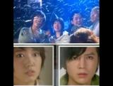 Jang Geun Suk, Lee Hong Ki, Park Shin-Hye & Jun Yong Hwa Rudolf the Red-Nosed Reindeer (A.N.JELL: You're Beautiful OST)