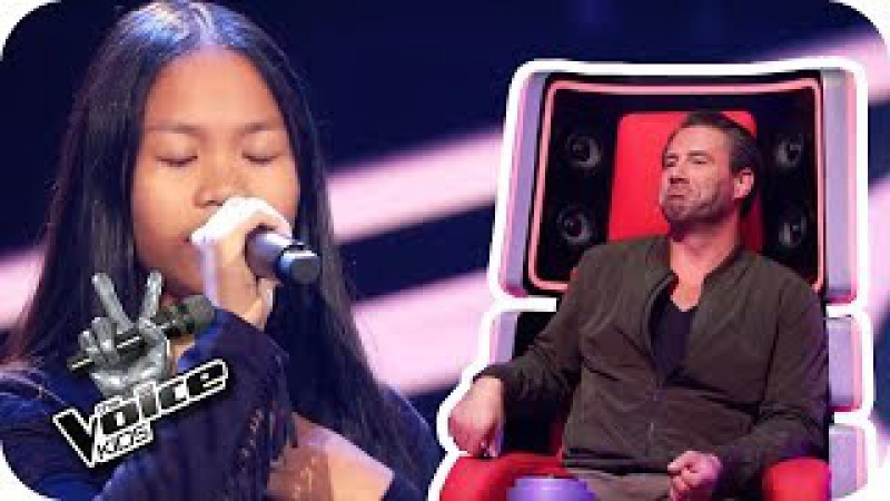 Evanescence - My Immortal (Ashley)   The Voice Kids 2017   Blind Auditions   SAT.1