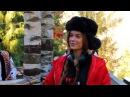 Гори, коні та «м'ясо білого ведмедика»: Марічка Яремчук показала Каті Осадчій р