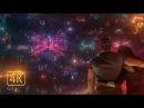 Опустошители прибыли чтобы проститься с Йонду Похороны опустошителя Стражи Галактики 2