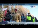 25 градусный мороз не испугал юных патриотов