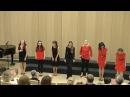 I Got Rhythm George Gershwin cover Phoenix A Cappella Project