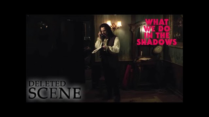 WHAT WE DO IN THE SHADOWS | Deleted Scene | Phone Hypnosis (HD)