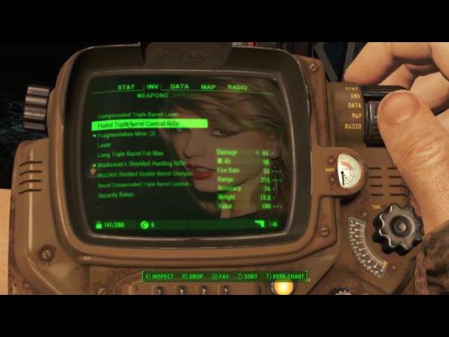 Модифицированный Fallout 4 - Джанглес Лунная Обезьяна (эп.12)