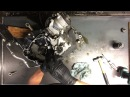 2 4 Suzuki Intruder VL 1500 Engine Motor Tear Down Case Split VL1500 Disassemble Rebuild V Twin