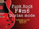 Funk Rock F#m6 Herbie Hancock Style BACKING TRACK