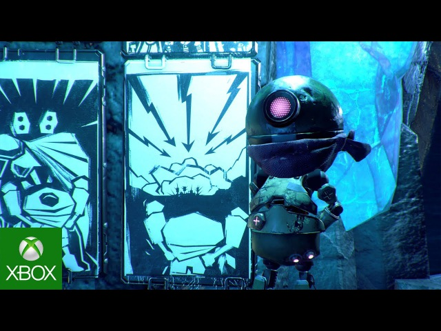 ReCore Definitive Edition - Gamescom 2017 - 4K Trailer