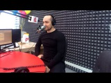 Антон Троц на радио