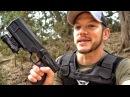 Многообещающий пистолет с интегрированным глушителем | Разрушительное ранчо | П