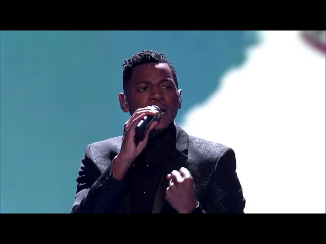 The Voice 2017 - Chris Blue: Humanity (Digital Exclusive - NBC Olympics)