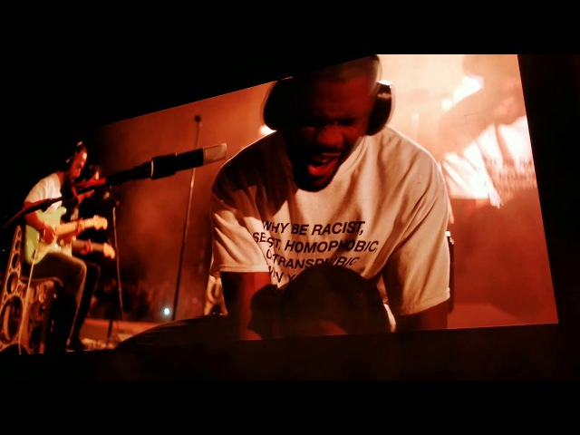 Frank Ocean - Good Guy LIVE A Cappella at Panorama NYC