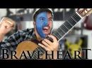 BRAVEHEART MEETS CLASSICAL GUITAR