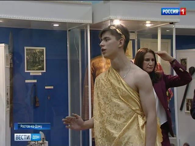Концерты вернисажи экспозиции Ночь искусств прошла в ростовском Музее краев