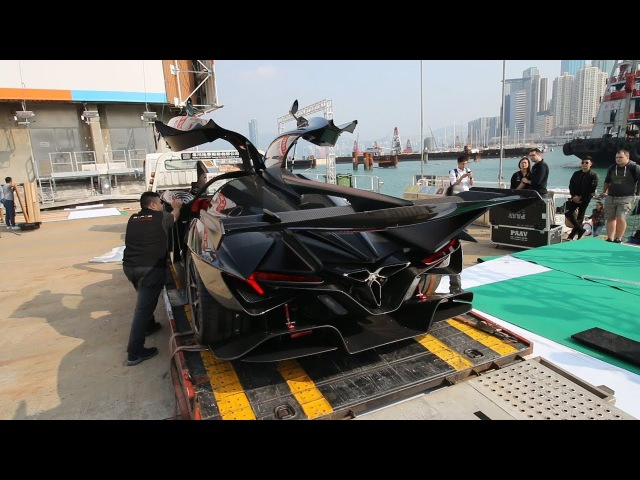 The $2.7Million Batmobile that is Paganis Worst Nightmare