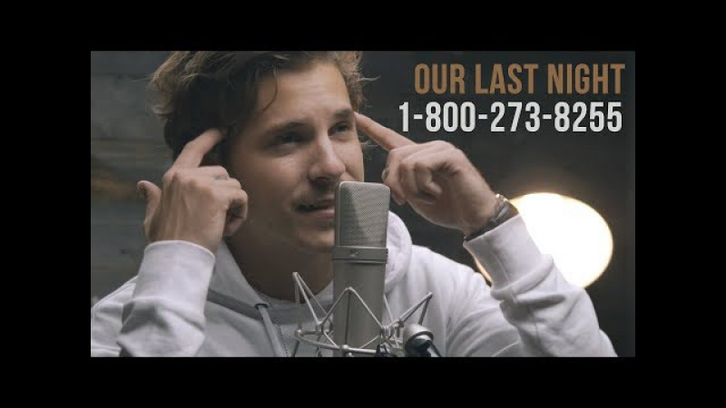 Logic, Alessia Cara, Khalid - 1-800-273-8255 (Cover by Our Last Night)