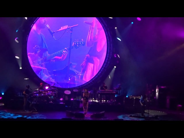 Incubus Pink Floyd's Wish You Were Here Live in Manila 2018