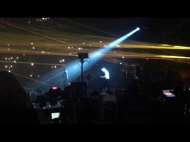 Queen Adam Lambert - Who wants to live forever - Hartwall Arena - Finland