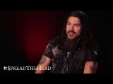 Machine Head - Catharsis The Fans  #SpreadTheHead