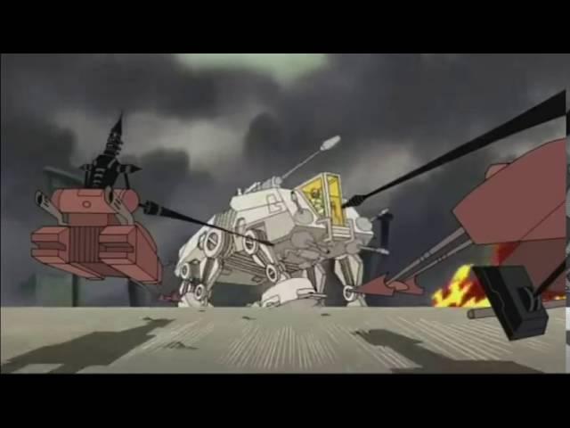 Durge - Born To Be Wild (Star Wars Clone Wars 2003 AMV)