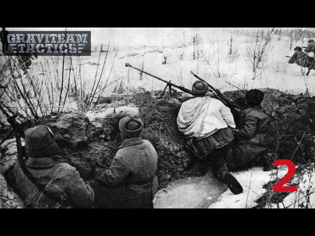 Graviteam Tactics: Operation Star - Taranovka Soviet Defense (2) Fierce Battle