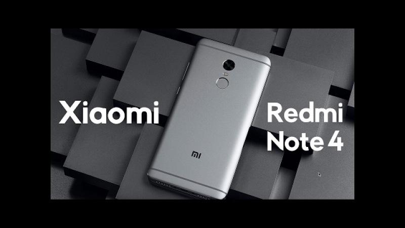 Xiaomi Redmi Note 4 ЧЕСТНЫЙ ОБЗОР