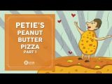 Learn English Listening English Stories - 46. Peties Peanut Butter Pizza Part 1