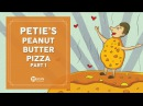 Learn English Listening English Stories 46 Petie's Peanut Butter Pizza Part 1