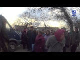 Поселок Донецкий. Батальон