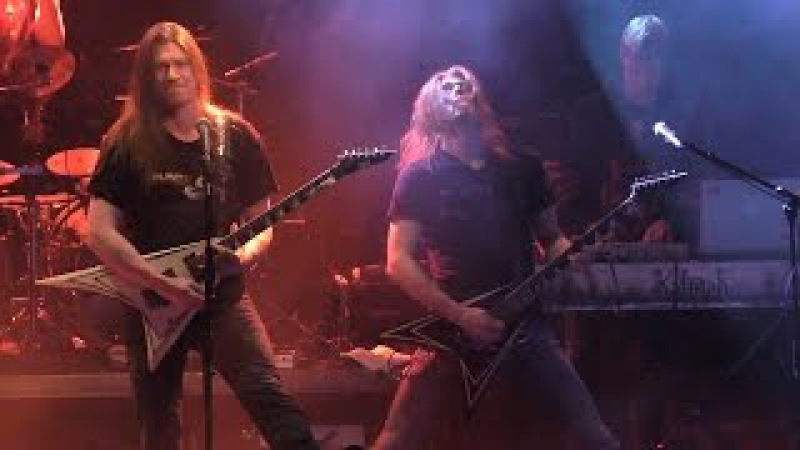 KALMAH - The Groan Of Wind (Live In Nosturi Club, Helsinki, Finland, 14.01.2017)