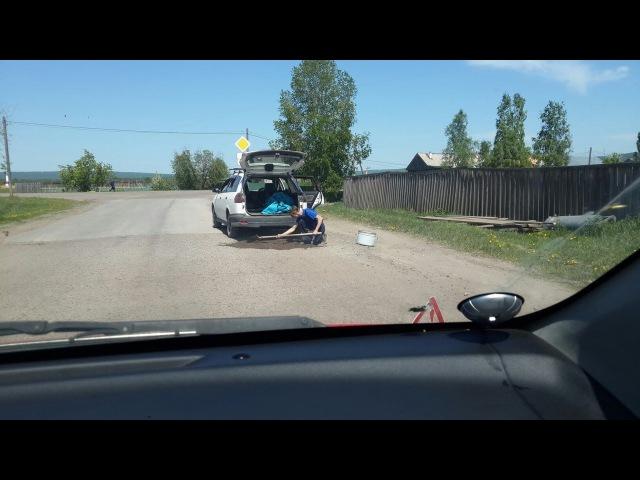 Дураки и дороги 2017. Сборник безумных водителей 169
