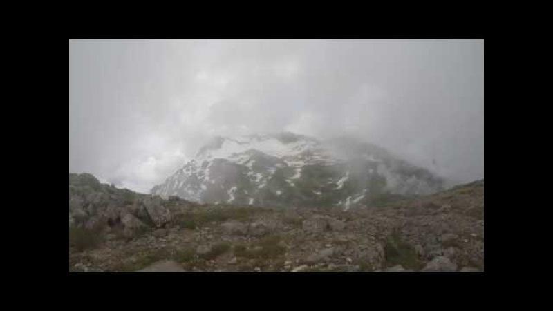 Панорама горы Фишт