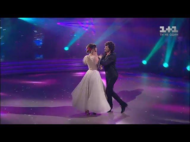 Надя Дорофєєва і Женя Кот – Вальс - Танці з зірками
