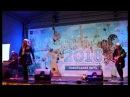 Кавер группа ВЦЕНТРЕ на Новый Год концерт корпоратив l Новогодняя ночь в парке КУЗЬМИНКИ 2018 1