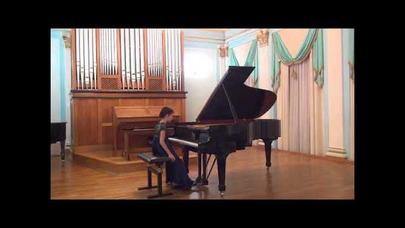 15.11.2017 Concert Hall On Kislovka. Concert of Mira Marchenko' class students. II-nd Part