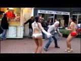 Танцуем Боба - Боба - Гога Ремикс. Прикольные танцы и танцоры.