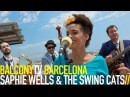SAPHIE WELLS THE SWING CATS - I CAN'T GIVE YOU ANYTHING BUT LOVE (BalconyTV)