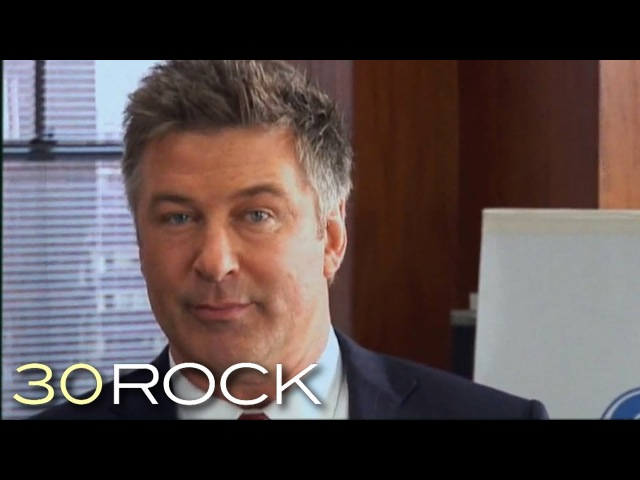 Jack donaghy can't act 30 rock