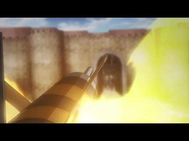 Врата: Там бьются наши воины /Gate: Jieitai Kanochi nite, Kaku Tatakaeri AMV
